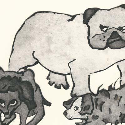 de hopeloze hond 4