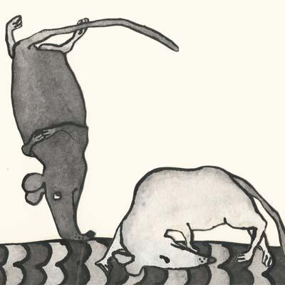 muizen op de kop