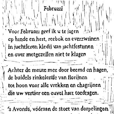 februari tekst